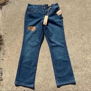 NWT Jeanstar Morgan Boot Cut Mid Rise Jeans 8P